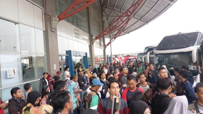 Arus Balik Terminal Pulogebang Diprediksi Stabil Pekan Depan