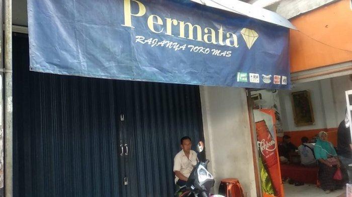 Rampok Bersenjata Api Gasak 6 Kilogram Emas dari Toko Emas Permata Balaraja