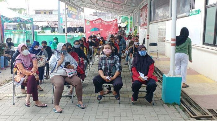 Kelurahan di Kota Tangerang Ini Paling Gencar Soal Vaksinasi, Hingga Kini 7.319 Warga Sudah Disuntik