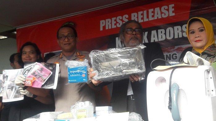 VIDEO: Polisi Bongkar Praktik Aborsi Ilegal di Paseban Jakarta Pusat
