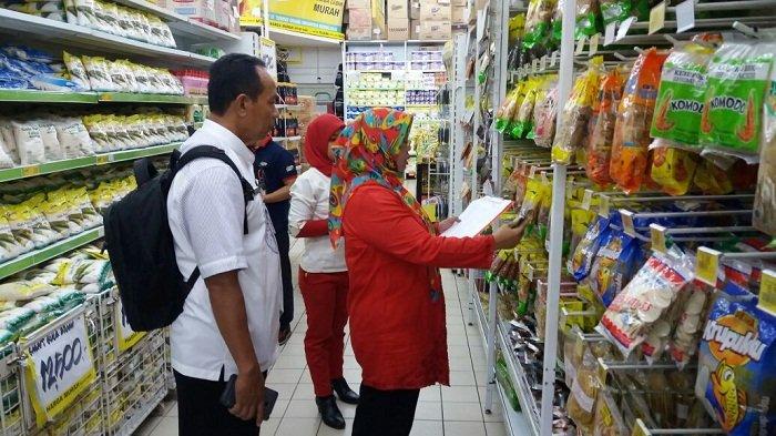 Cegah Bahan Pangan Berbahaya, Sudin KPKP Gelar Sidak Rutin Sejumlah Pasar