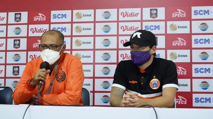 Sudirman pelatih Persija Jakarta merasa bersyukur timnya lolos ke perempat final Piala Menpora