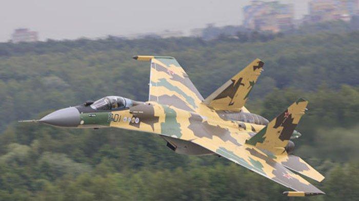 Indonesia-Rusia Masih Tawar-Menawar Harga Sukhoi SU-35