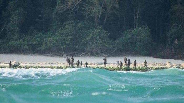 Kehidupan Suku Sentinel di Samudera Hindia, Selamat dari Tsunami Aceh Hingga Membunuh Orang Asing
