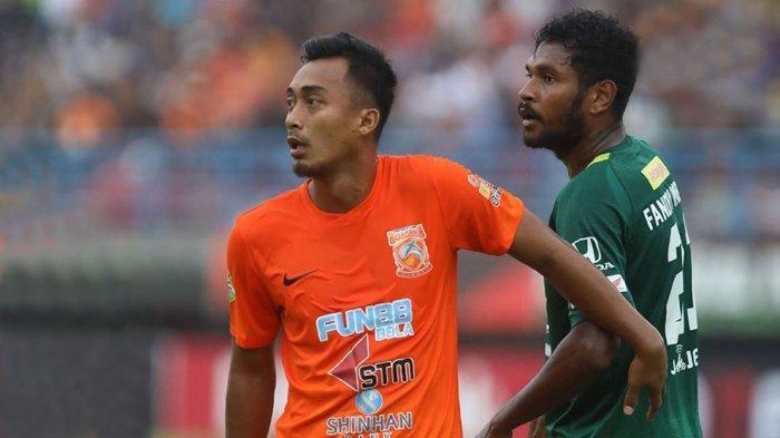 Sultan Samma saat berlaga di kompetisi Liga 1 Indonesia sebelum dihentikan karena pandemi Covid-19