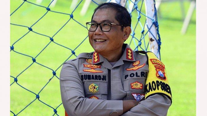 COO Bhayangkara Solo FC Kombes Polisi Sumardji