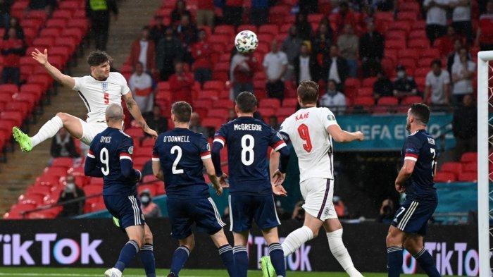 Hasil Babak Pertama Inggris vs Skotlandia 0-0, Harry Kane dkk Hanya Kuasai Bola Tapi Mandul Gol