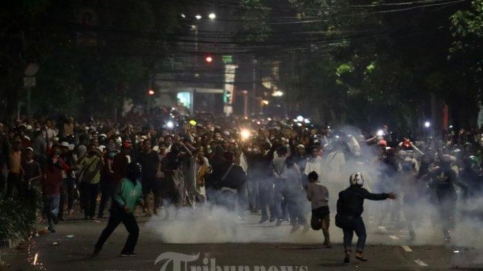 Berkas 447 Tersangka Dilimpahkan, Tapi Polisi Belum Bisa Ungkap Dalang Aksi Kerusuhan 21-22 Mei 2019