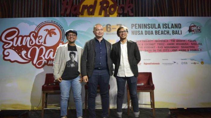 Ketika Musik dan Keindahan Alam Pulau Dewata Bertemu Dalam Sunset Bali Music Festival 2019