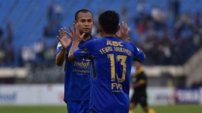 Dikabarkan Akan Merapat ke Sriwijaya FC, Supardi Nasir Tinggalkan Persib?