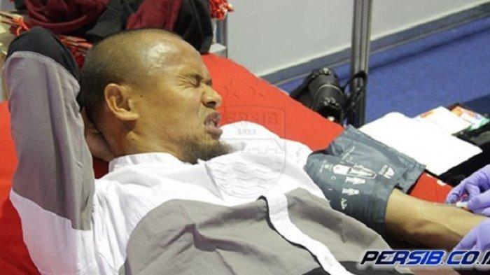 Kapten Persib Bandung Kena Cacar, Absen di Leg Kedua