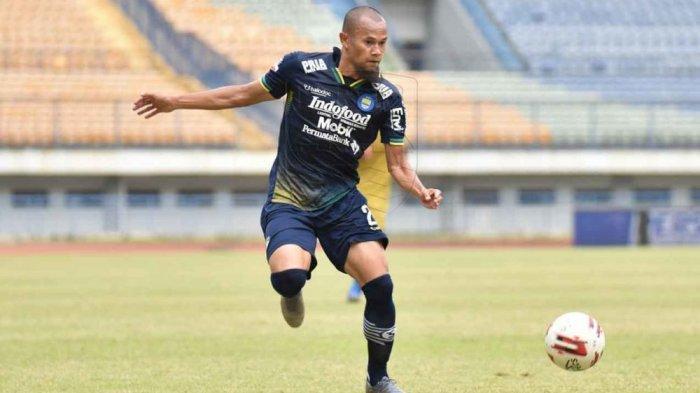 Bek Persib Bandung Supardi Nasir Siap Membela Pangeran Biru pada Perempat Final Piala Menpora 2021