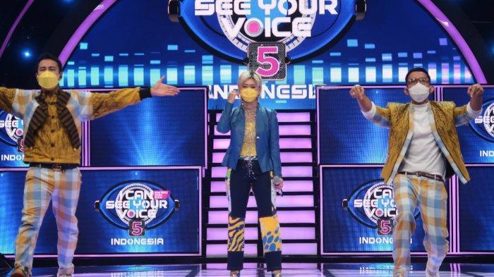 Superstar Inul Daratista Bagi-Bagi Rezeki di I Can See Your Voice