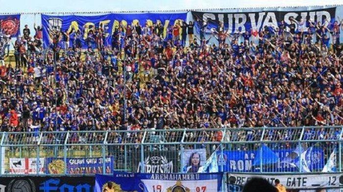Suporter Arema FC Diminta Tidak Datang ke Bandung
