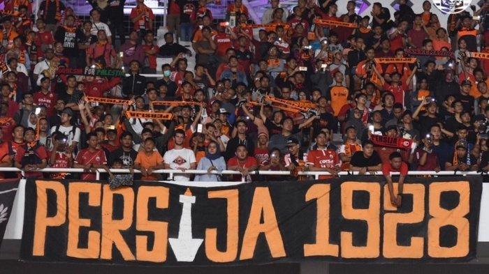 The Jakmania Akan Kawal Sekitar 4 Ribu Aremania saat Persija Kontra Arema FC