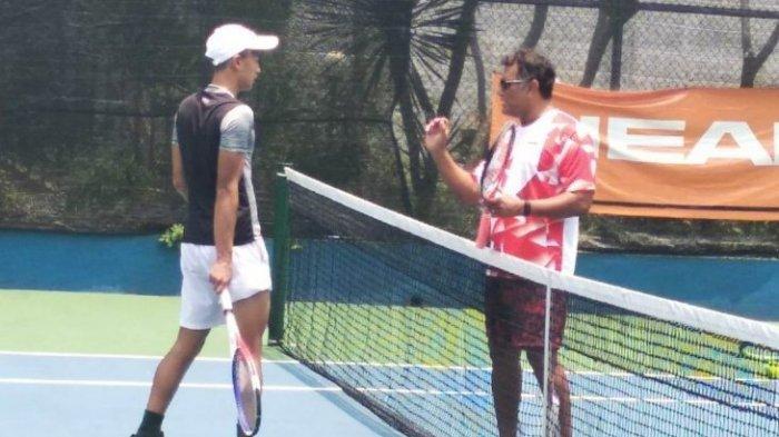 Pelatih Tenis Malaysia ke Indonesia untuk Tingkatkan Kualitas Pemain