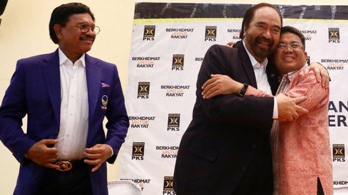 Manuver Surya Paloh Dinilai Melawan Hegemoni Politik Megawati, Bisa Mengkristal Hingga 2024