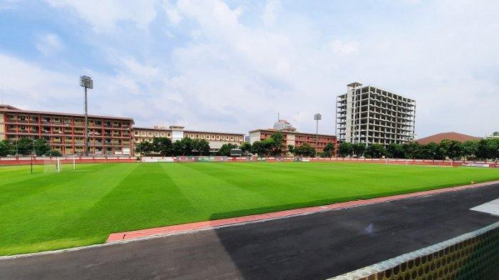 Sejumlah Pemain Bhayangkara FC Mulai Berlatih di Stadion PTIK