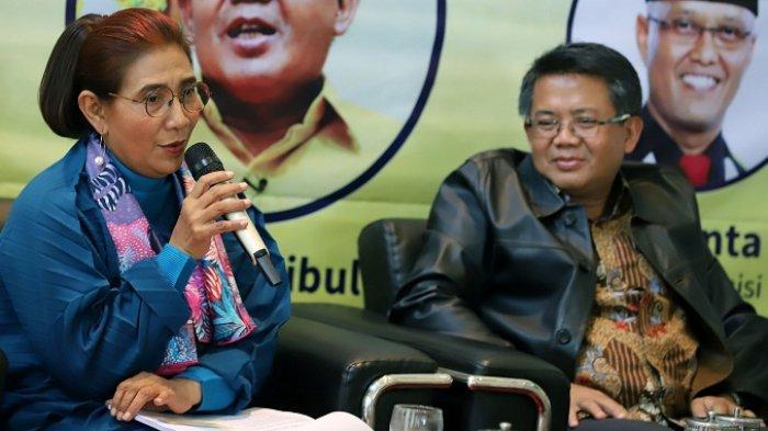 Saran Susi Pudjiastuti Selesaikan Konflik Natuna: Kalau Ada yang Nyolong Tangkap! Tak Perlu Drama