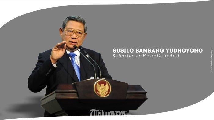 Prediksi SBY Soal Pilpres AS: Trump Siap Memasuki Ring, Tapi Kakinya Diberati oleh Tiga Pemberat