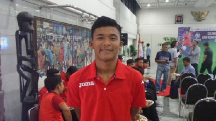 Sutan Zico Sedihan Ditinggal Fakhri Husaini, Siap Kerja Keras Bareng Pelatih Baru di Timnas U-19
