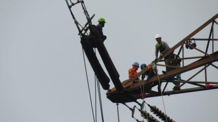 Sistem Looping Selamatkan Penyaluran Listrik dari Pemadaman Akibat Putusnya Kabel SUTET di Bekasi