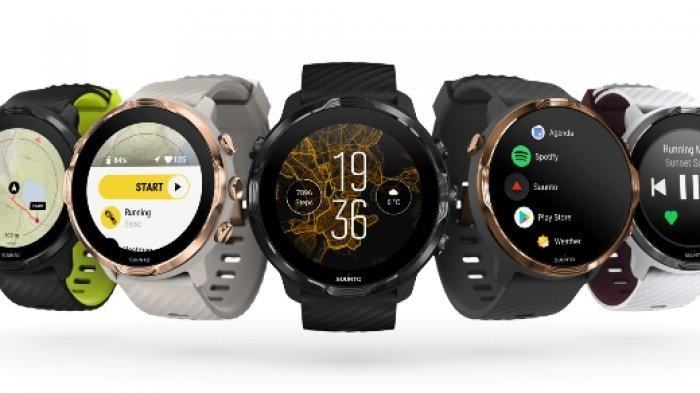Suunto Kenalkan Suunto 7, Smartwatch Olahraga Terkemuka Sekaligus Penunjang Gaya Hidup Sehari-hari