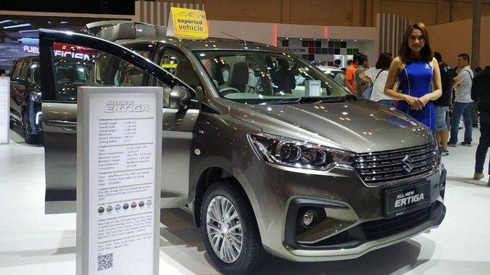 All New Ertiga dan New Carry Pick Up Paling Laris, Sumbang 62 Persen Penjualan Suzuki di GIIAS 2019