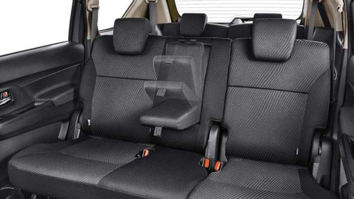 Suzuki All New Ertiga Kini Punya Second Row Center Arm Rest, Ini Ubahan Minor Lainnya