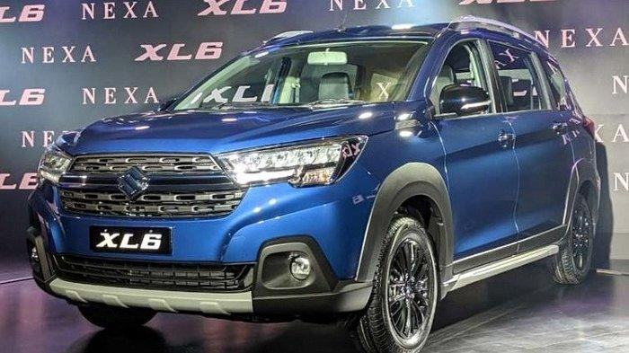 Ini Bocoran Jadwal Peluncuran Suzuki Ertiga XL7, Ertiga Versi SUV atau Crossover