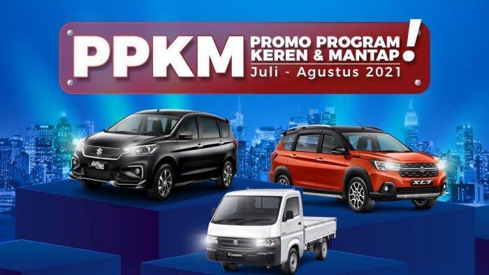 Kredit Mobil Suzuki, Suzuki Finance Berikan Potongan Dua Kali Angsuran dan Tambahan Diskon Rp 4 Juta