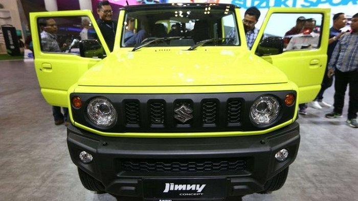 Pesan Suzuki Jimny Anyar Ternyata Tak Perlu Tanda Jadi, Ini Penjelasan Suzuki Indomobil Sales