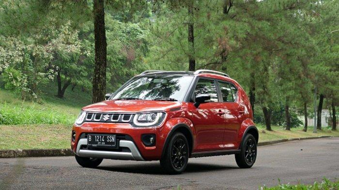 Suzuki New Ignis jadi city car plihan Gen Z dengan meraih penghargaan Marketeers Youth Choice Brands of the Year 2020.