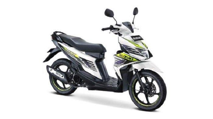 Suzuki Nex II (2018/2019)