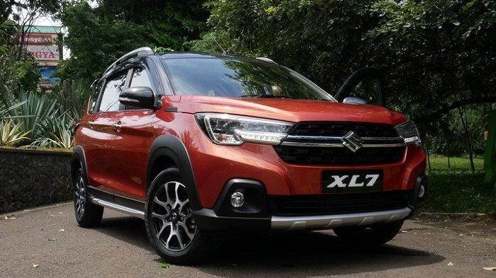 Suzuki XL7 mendominasi permintaan layanan home test drive Suzuki sepanjang Januari-Agustus 2020, padahal mobil ini baru meluncur Februari 2020.