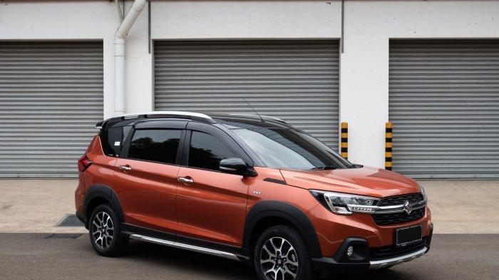 """Sukses Hadirkan Kenyamanan MPV dan Kemampuan SUV, Suzuki XL-7 Raih """"The Best Functionality Car"""""""