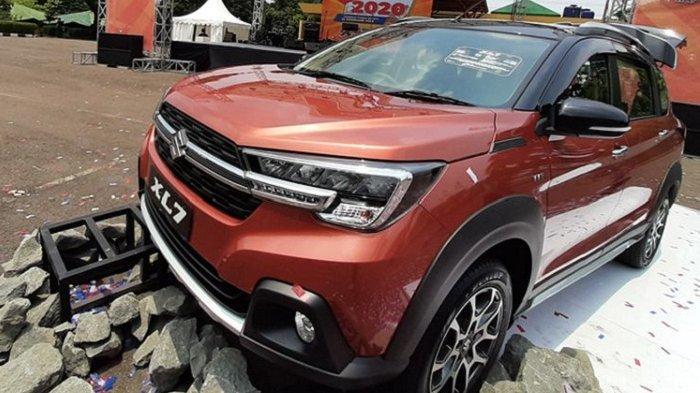 SUV Murah Suzuki XL7 Mengaspal dengan Harga Kompetitif, Begini Reaksi Honda