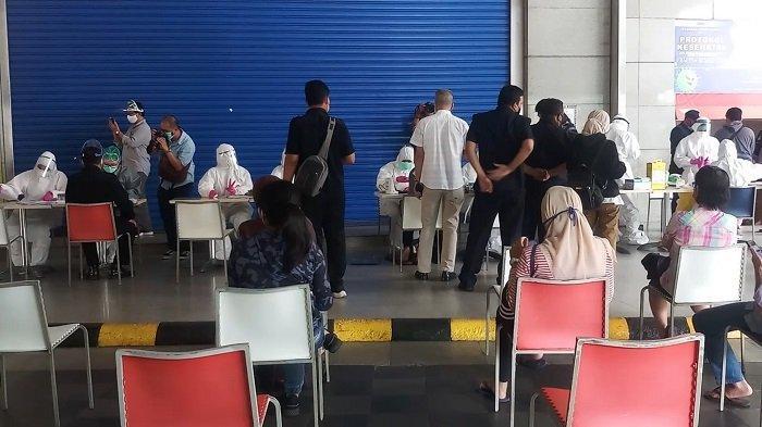 Penutupan Pasar Tanah Abang Blok A Dampak Virus Corona Tunggu Keputusan Perumda Pasar Jaya