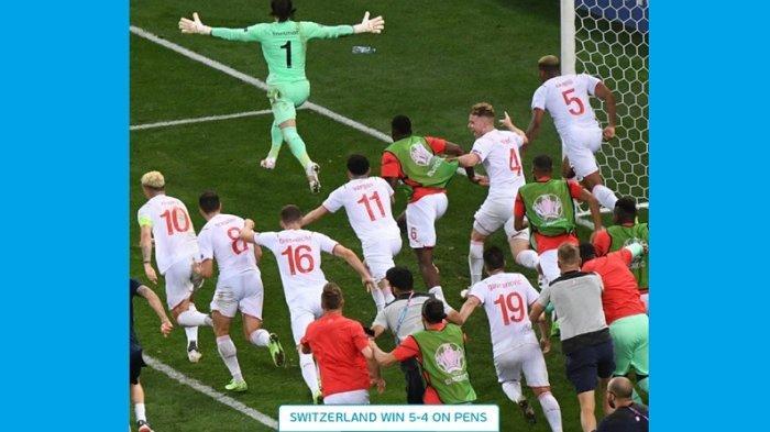 Link Live Streaming Swiss vs Spanyol: Rossocrociati Tunjukkan Rasa Lapar, Luis Enrique Pilih Waspada