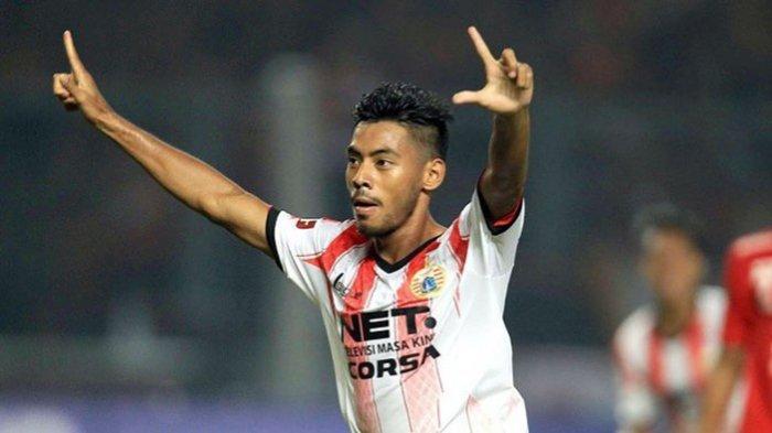 Syahroni saat bergabung dengan tim Persija Jakarta