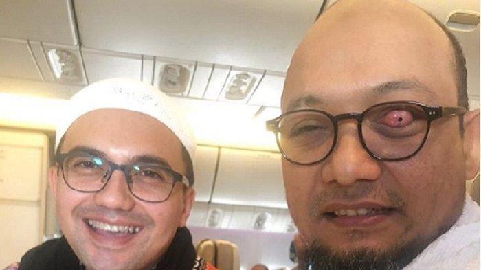 Ketemu Novel Baswedan di Pesawat, Syahrul Gunawan Dapat Ilmu Berharga