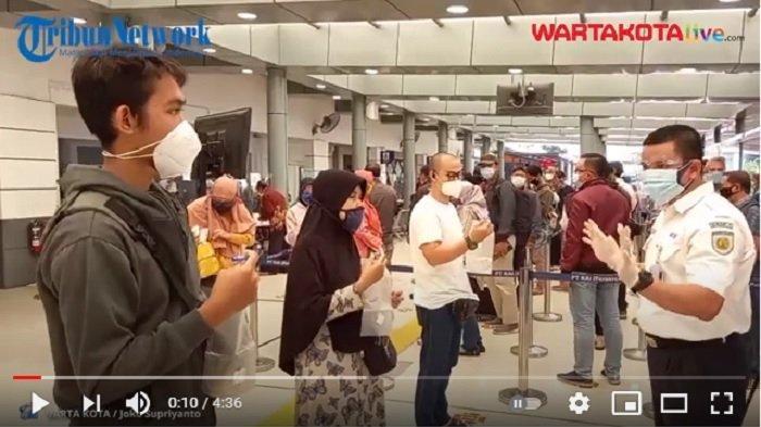 VP Public Relations KAI Joni Martinus mengatakan ada syarat yang harus dilakukan oleh para calon penumpang bila ingin melakukan tes GeNose C19.