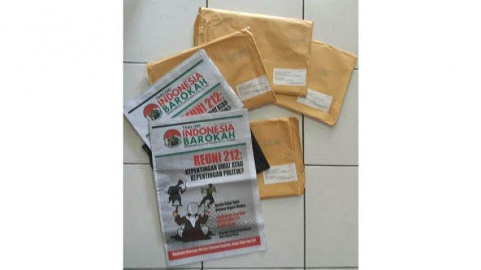 BPN Prabowo-Sandi Adukan Tabloid Indonesia Barokah ke Dewan Pers