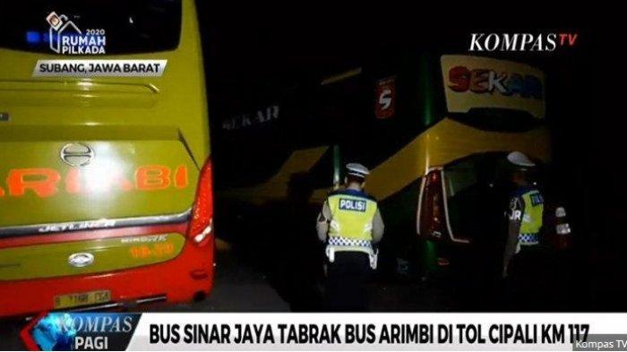 Daftar Nama 7 Korban Meninggal dalam Kecelakaan di Tol Cipali Libatkan Bus Sinar Jaya dan Arimbi