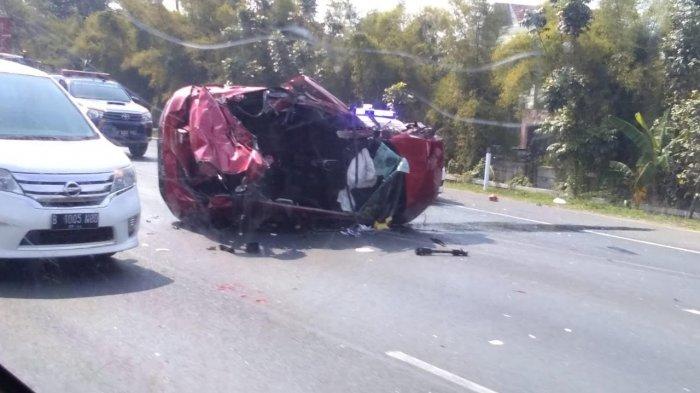 Polisi Selidiki Pengaruh Alkohol dalam Kecelakaan Beruntun di Tol Tangerang