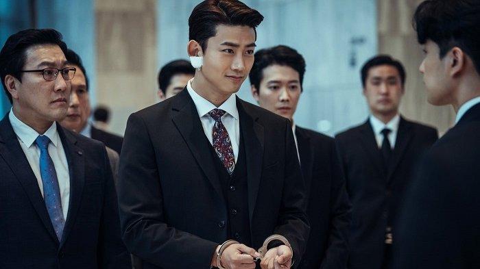 Taecyeon 2PM Bikin Kejutan untuk Penyewa Plaza Geumga dalam Drama Korea Vincenzo