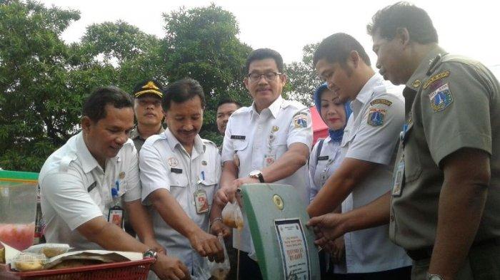 Jajanan Takjil di Jakarta Barat Mengkhawatirkan
