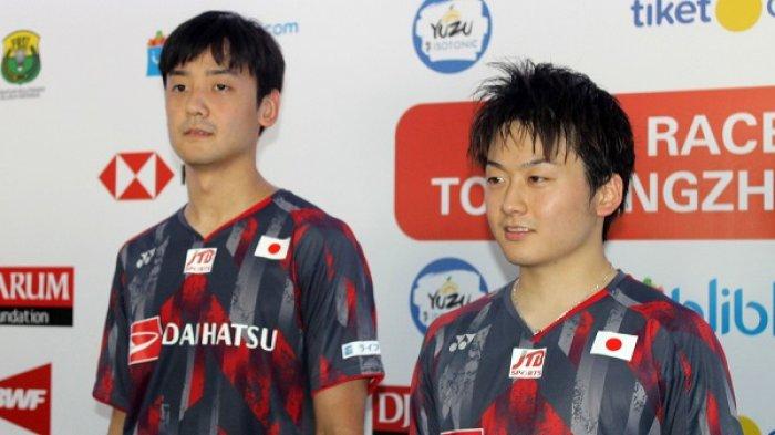 Takuto Inoue/Yuki Kaneko Lebih Suka Bertemu Kevin/Marcus di Final