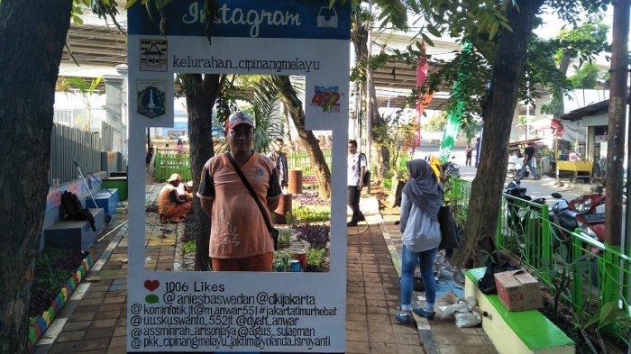 HUT DKI Jakarta ke 492, Cipinang Melayu Bangun Taman Instagram - taman-instagram-cipinang-melayu.jpg