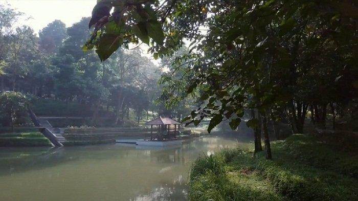 Taman Kehati Telaga Inspirasi IPB-Nutricia, Tak Sekadar Lestarikan Flora dan Fauna